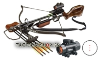 Picture of Jaguar Crossbow lack with Red Dot 1X35 150 lbs