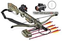 Picture of Jaguar Crossbow Camo with Red Dot 1X35 150 lbs