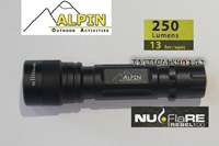 Picture of Alpin Torch zoom focus 250 lumens