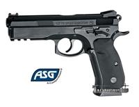 Εικόνα της Αεροβόλο πιστόλι αμπούλας ASG CZ75 SP-01 Shadow