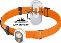 Εικόνα της Φακός Κεφαλής Led Alpina Sport AS 01 Πορτοκαλί