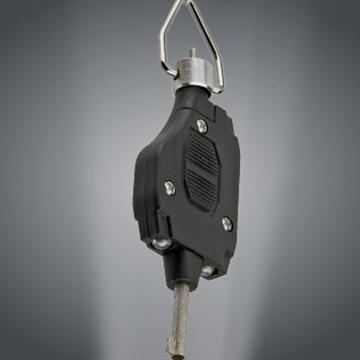 Εικόνα της Κλειδί Χειροπέδων με Φακό Led