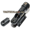 Picture of BSA LS650 Red laser Sight Scope with 11mm/20mm Rail Base