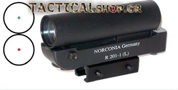 Εικόνα της Norconia σκοπευτικό κουκίδας red & green dot