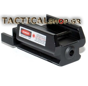 Εικόνα της Compact Pistol Red Laser Sight