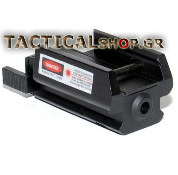 Picture of Compact Pistol Red Laser Sight