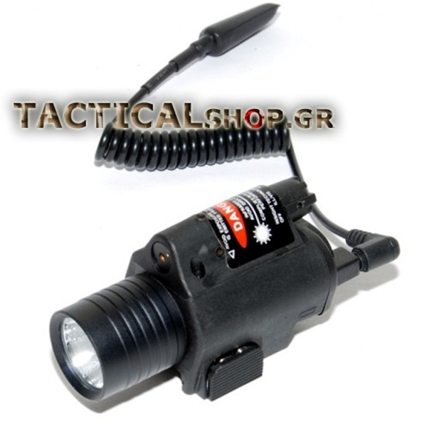 Picture of SureFire M6 BK Laser & Flashlight with CREE LED