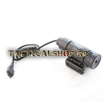 Εικόνα της RED LASER Sight for Scope 11mm Rail and 20mm Rail