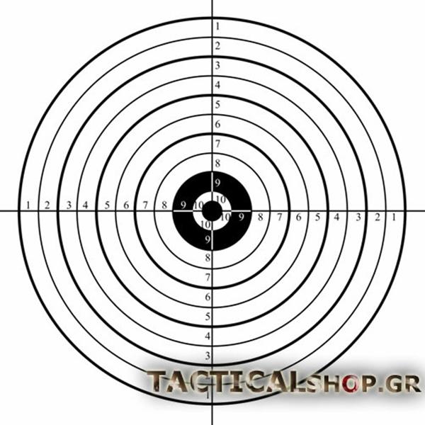 Picture of Στόχοι Σκοποβολής Διαστάσεων 55Χ55