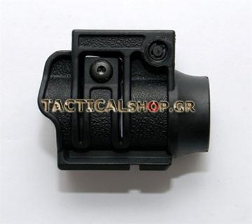 Εικόνα της Βάση για Φακό ή Laser με Exte Rail