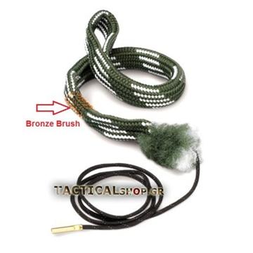 Εικόνα της Σχοινί Καθαρισμού Hoppe's 9, BoreSnake 9, 9/380, 38spl, 357 magnum Caliber