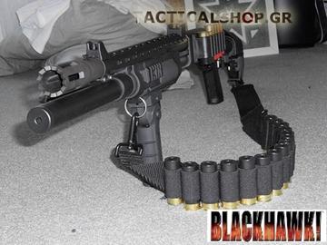 Εικόνα της Blackhawk Αορτήρας & Φυσιγγιοθήκη Shotgun shell