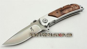 Εικόνα της Σουγιάς Browning 338 pocket knife wood