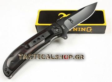 Εικόνα της Browning Σουγιάς 338 pocket knife black
