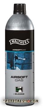 Εικόνα της Αέριο για Airsoft Walther Blowback Green Gas