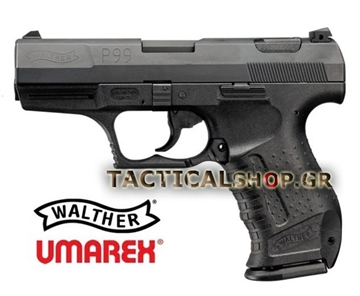 Εικόνα της Airsoft Umarex Walther P99 Gas 6 mm