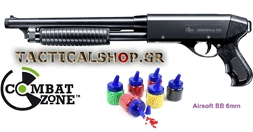 Εικόνα της Airsoft Combat Zone HardBall FAC Springer 6mm BB by Umarex