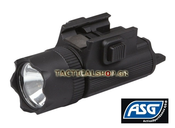 Picture of ASG Super Bright Tactical Flashlight