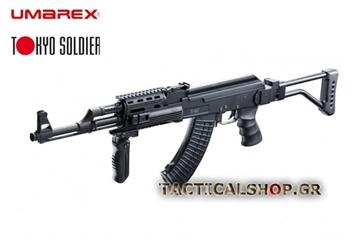 Εικόνα της Ηλεκτρικό Airsoft Umarex Tokyo Soldier AK-47 6mm BBs