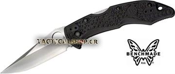 Εικόνα της Σουγιάς Benchmade Pika II Black Handle
