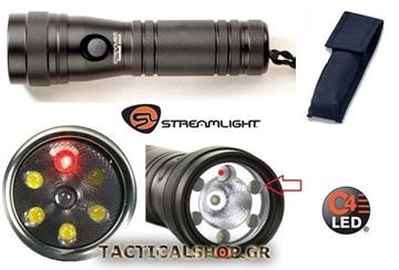 Εικόνα της Φακός Streamlight Twin Task Laser Light C4 Led Flashlight