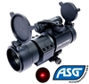 Picture of ASG Red Dot sight 30mm, with mount