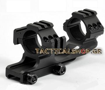 Εικόνα της Βάση Διόπτρας 30mm Tactical Tri-Side Rail extend