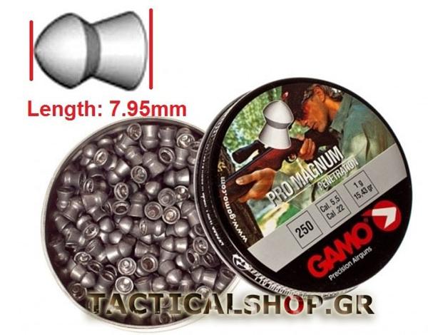 Picture of Gamo Pro Magnum Penetration βληματάκι για αεροβόλα 5.5mm