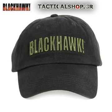 Εικόνα της Blackhawk καπέλο jockey μαύρο
