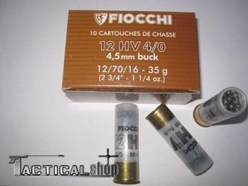 Εικόνα της Φυσίγγι κυνηγίου Fiocchi Ιταλίας 66βολα