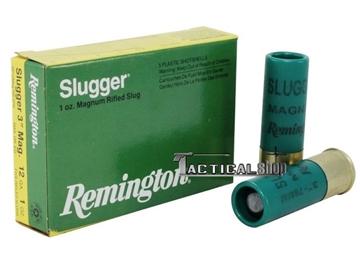 Εικόνα της Μονόβολο φυσίγγι Magnum 12/76 Remington Slugger Rifled Slug