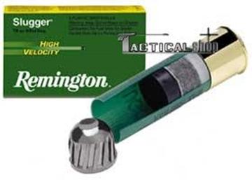 Εικόνα της Μονόβολο φυσίγγι 12/70 Remington Slugger High Velocity Rifled Slug