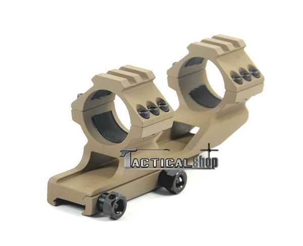 Picture of Βάση Διόπτρας Dark Earth Tactical Top Rail extend 30mm