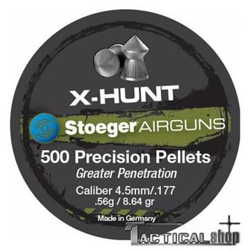 Εικόνα της Βληματάκι αεροβόλου Stoeger airguns X-Hunt 4,5 mm