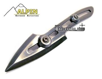 Εικόνα της Alpin μαχαίρι σκοποβολής με ρυθμιστές throwing knives