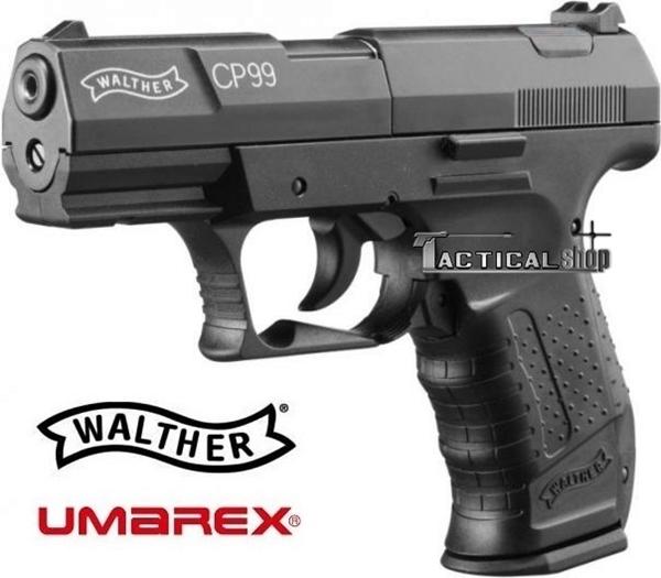tacticalshop umarex walther cp99 decocker 4 5 mm 12 g co2 rh tacticalshop gr Walther CP99 BB Pistol Umarex Walther CP99 Compact