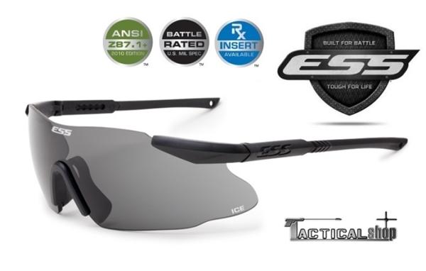 Tacticalshop - Αντιβαλλιστικά γυαλιά ΕSS Ice One Smoke 6db36a9b7f9