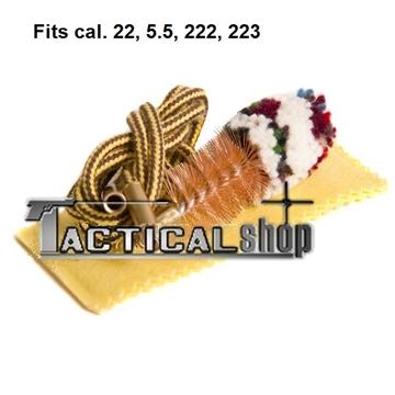 Εικόνα της Σχοινοκαθαριστήρας όπλου cal. 22, 5.5, 222, 223