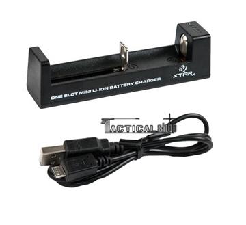 Εικόνα της Φορτιστής XTAR MC1 μπαταρίας Li-Ion με Micro USB θύρα