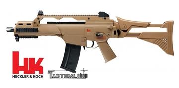 Εικόνα της Airsoft οπλοπολυβόλο Heckler & Koch G36 C IDZ F.D.E.