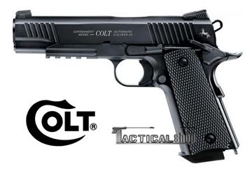 Εικόνα της Αεροβόλο πιστόλι Colt M45 CQBP 4,5mm