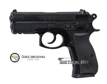 Εικόνα της Airsoft πιστόλι CZ 75D compact Gas 6mm