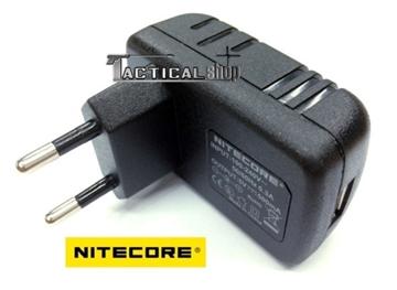 Εικόνα της Αντάπτορας μετασχηματιστής 220v σε USB Νitecore