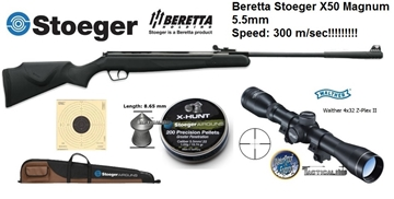 Picture of Air Guns Beretta Stoeger X50 Magnum 5.5mm