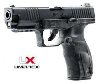 Εικόνα της Umarex SA9 4.5mm Cο2 αεροβόλο πιστόλι αμπούλας