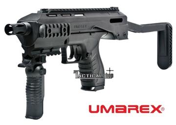 Εικόνα της Αεροβόλο Oπλοπολυβόλο Co2 Umarex Tac Kit