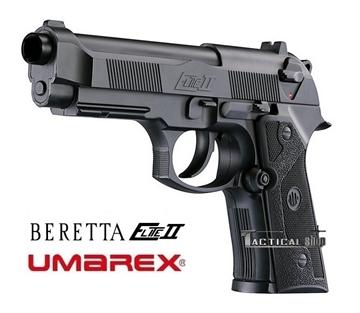 Εικόνα της Αεροβόλο πιστόλι Beretta Elite II Black