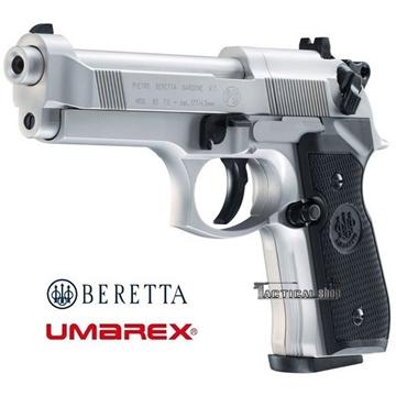 Εικόνα της Αεροβόλο πιστόλι Beretta M 92 FS Nickel