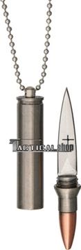 Εικόνα της Σφαίρα 30-06 μαχαίρι λαιμού bullet Neck Knife