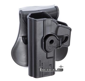 Εικόνα της Θήκη για πιστόλια Glock, Strike System για αριστερόχειρες